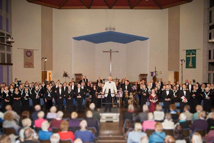 Choir March 2015