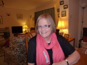 Sally Laird - Chairperson of South Devon Choir